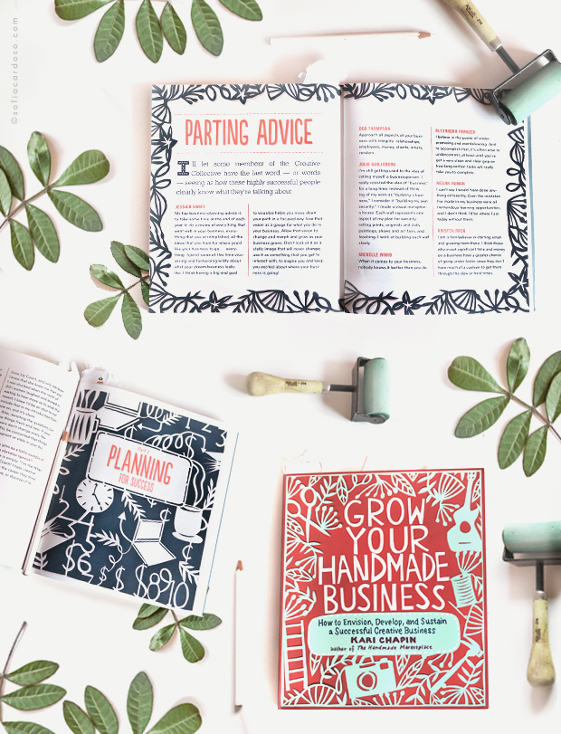 Grow your handmade business book review