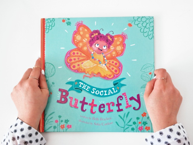 the social butterfly